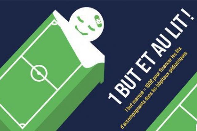 Football Foot – Solidarité – Les 880 buts déjà inscrits en Ligue 1 et en Ligue 2 vont financer des dizaines de lits pour les familles d'enfants hospitalisés