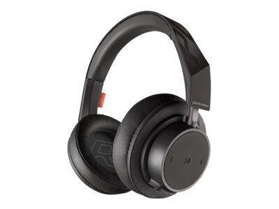 Casque audio Casque sans fil Plantronics Backbeat Coast 605 – Noir