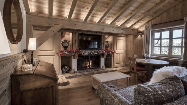 Ski De Megève à Val Thorens, les meilleurs hôtels de montagne dans les Alpes