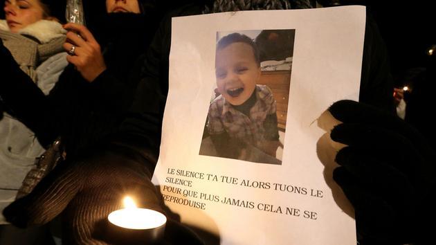 Enfant L'affaire du petit Tony, battu à mort à trois ans, devant les assises de la Marne