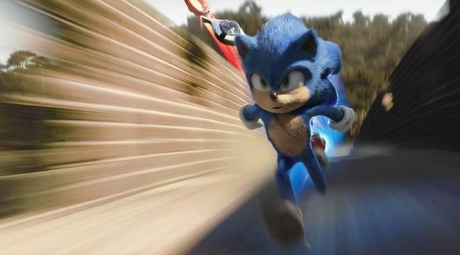 Jeux video VIDEO. « Sonic le movie » : Malik Bentalha retrouve l'énergie vocale du hérisson bleu