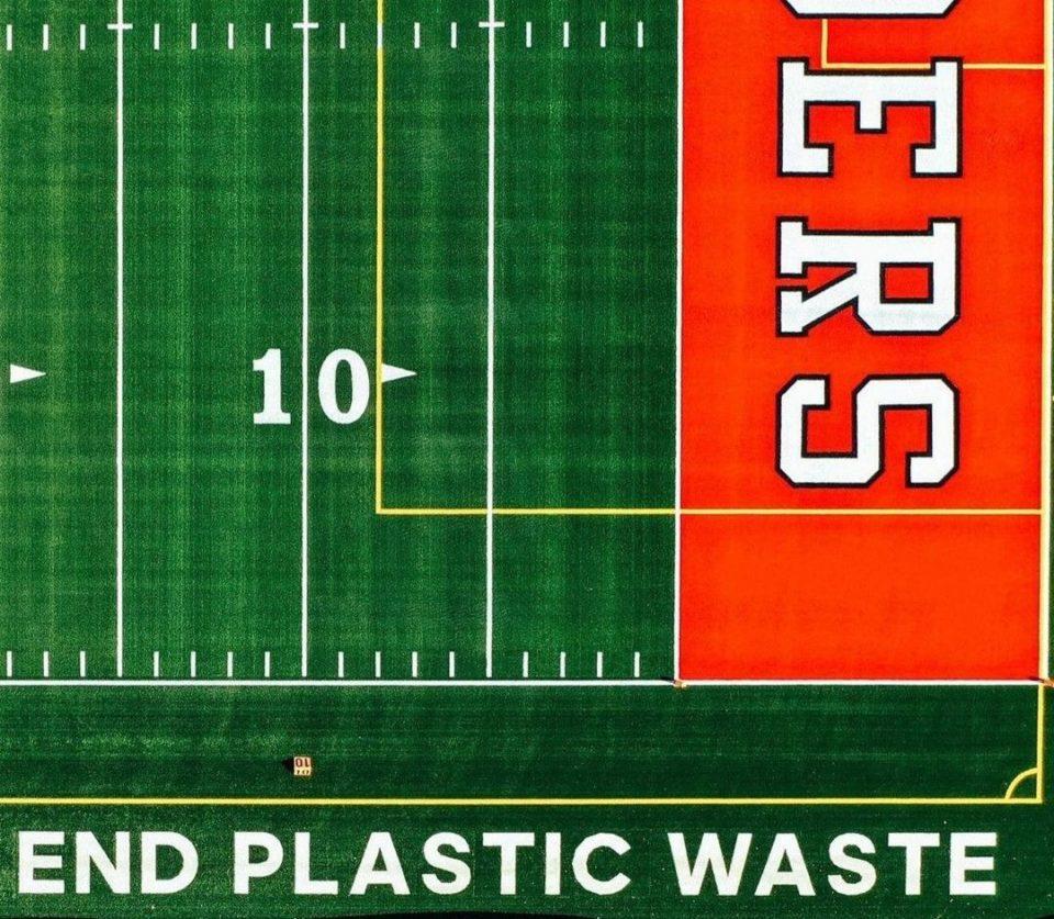 Chaussures de sport Scan Sport – Adidas crée un terrain de sport à partir de déchets plastiques