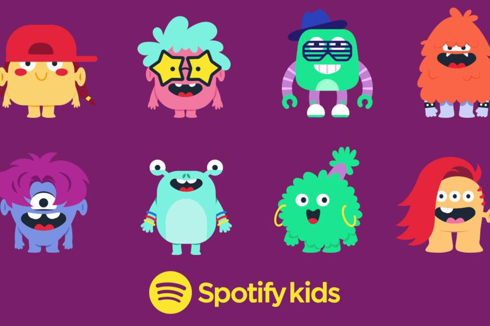 Enfant Après YouTube Formative years, Spotify approach lui aussi en model « Enfant »