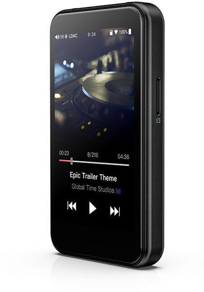 Casque audio Baladeur audiophile FiiO M6
