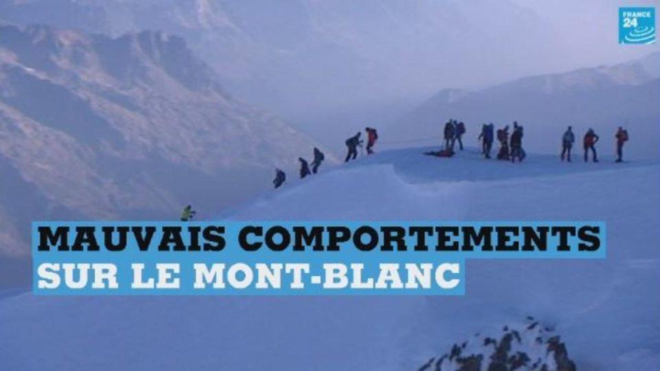 Maillot de bain Le Mont-Blanc victime de son succès