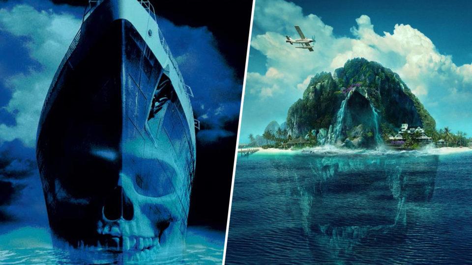 Halloween Nightmare Island : à quel autre movie d'horreur l'affiche fait-elle référence ?