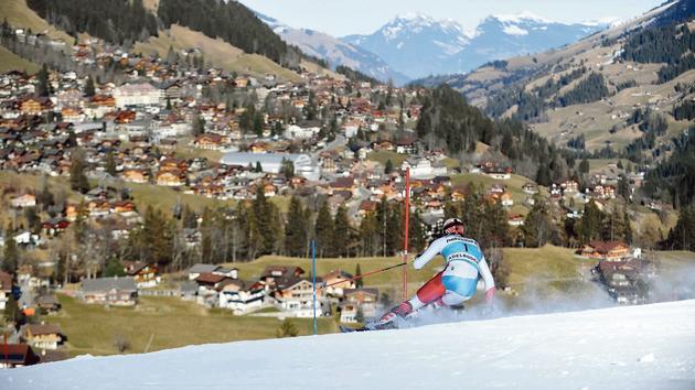 Ski Réchauffement climatique: le monde du ski entre inquiétude et impuissance