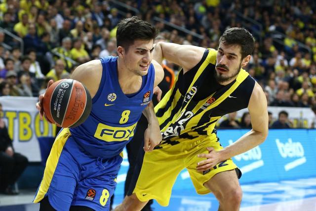 Basket Basket – Euroligue (H) – Euroligue (H) : Mauvaise soirée pour Fenerbahçe, Valence en profite