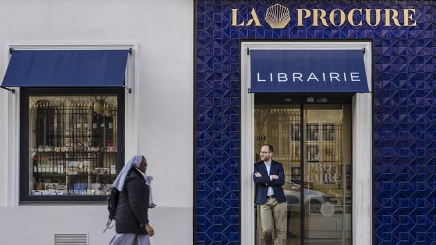 Livres La Fetch, une librairie centenaire qui a la foi