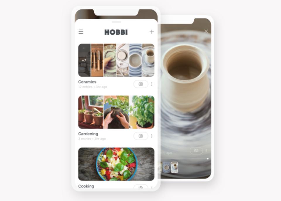 Bricolage Facebook travaille sur une nouvelle app similaire à Pinterest