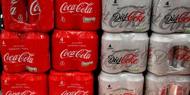 Epicerie Pepsi versus Coca : la guerre de l'imaginaire
