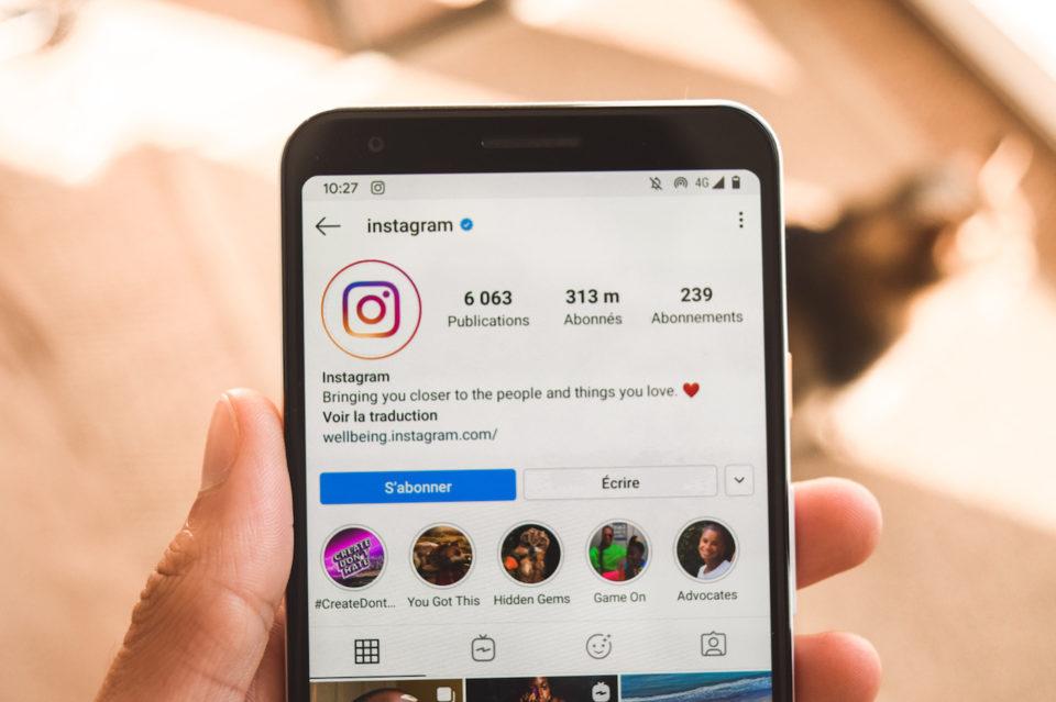 High-tech Instagram : un nouveau fil d'actualité pour les publications les plus récentes ?