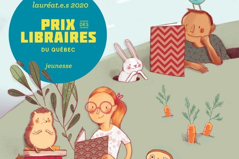 Camping Les gagnants des Prix des libraires du Québec pour la jeunesse dévoilés