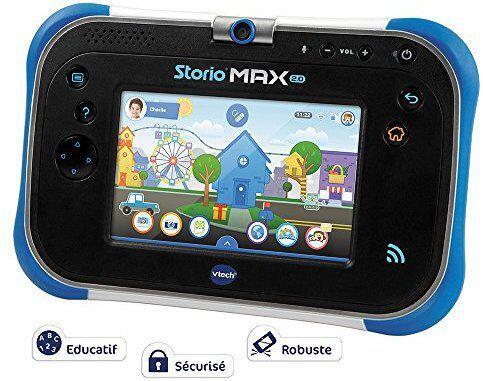 Jouet Tablette éducative V-Tech Storio MAX 2.0 – Ecran Tactile 5 pouces – Orvault (44)