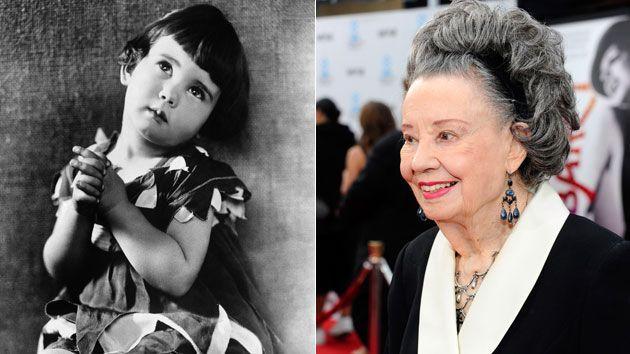 Enfant Puny one Peggy, dernière comédienne du cinéma muet, est morte à l'âge de 101 ans