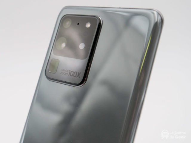 Jeux video [Test] Samsung Galaxy S20 Ultra, tout en huge, même le prix