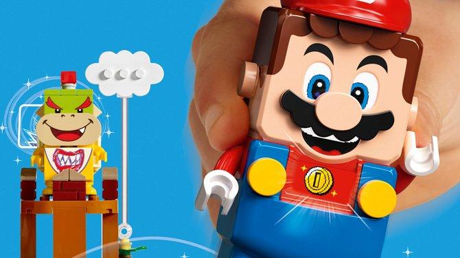 Jouets Nintendo x LEGO : Quand des jouets deviennent (presque) des jeux vidéo, infos et photos