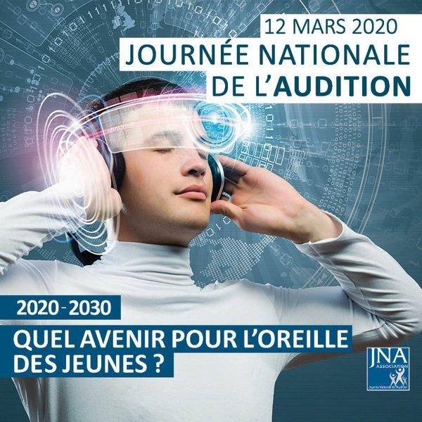 Casque audio L'audition des Français en 2020 : quand la santé aged aussi par les oreilles