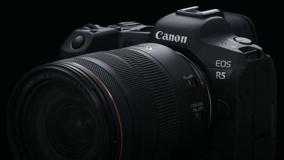 Animaux Actualité : Canon hybride EOS R5 : de la 8K… et une surprise !