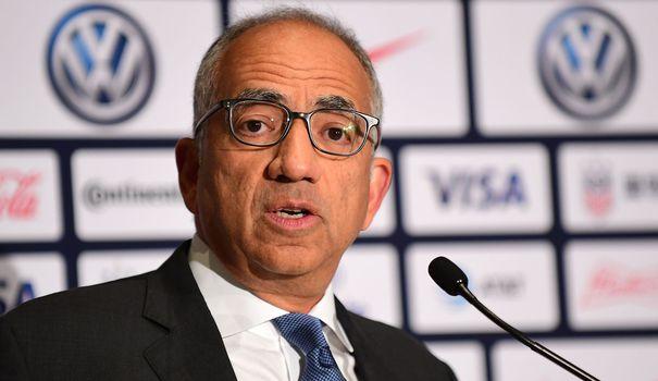Football Sous le feu des reports, le président de la fédération US de soccer démissionne