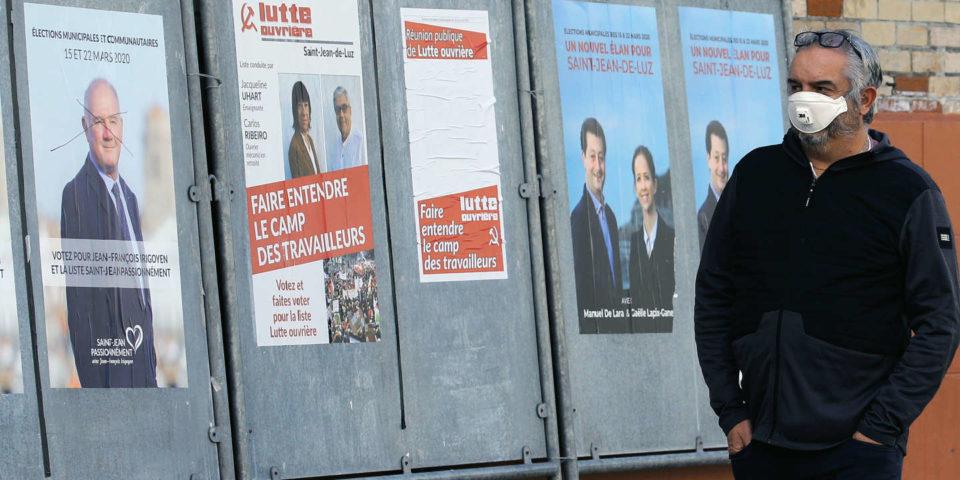 Bureau Edouard Philippe annonce la fermeture de tous les lieux publics « non indispensables »