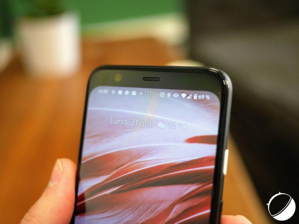 Musique Avec Android 11, le radar du Pixel 4 s'améliore… ou pas