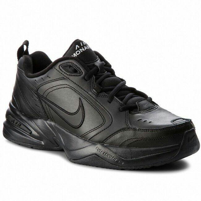 Chaussures Chaussures Nike Air Monarch IV – noir (du 40 au 46) – Chaussures.fr