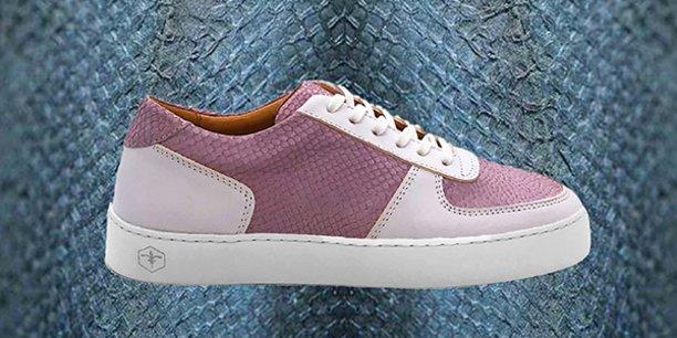 Bijoux Express sont nées les chaussures en cuir de thon en Occitanie