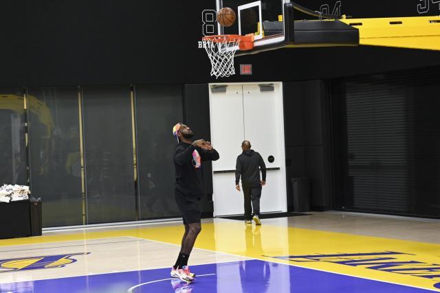 Basket Basket – NBA – NBA : les entraînements collectifs restent interdits