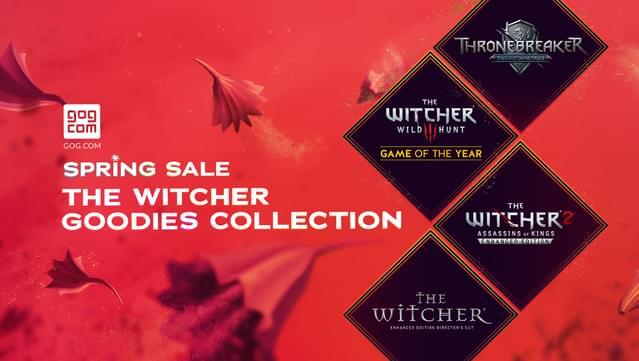 Jeux video Sweets The Witcher: Live performance, Bandes Son, Illustrations… Gratuits (Dématérialisé)