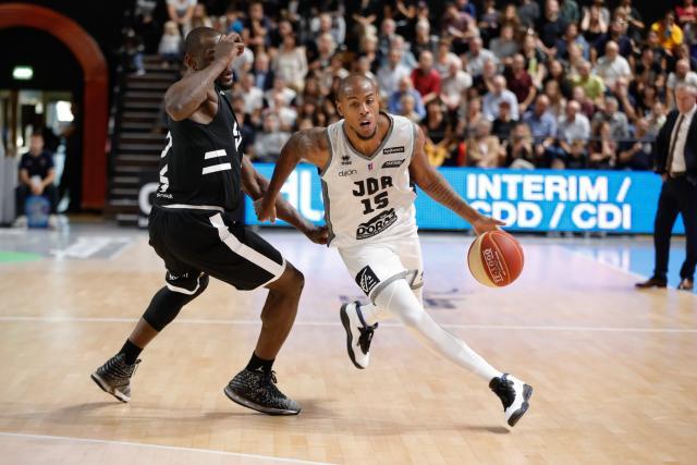 Basket Basket – LdC (H) – Ligue des champions : Dijon hérite de Nijni Novgorod en huitièmes de finale