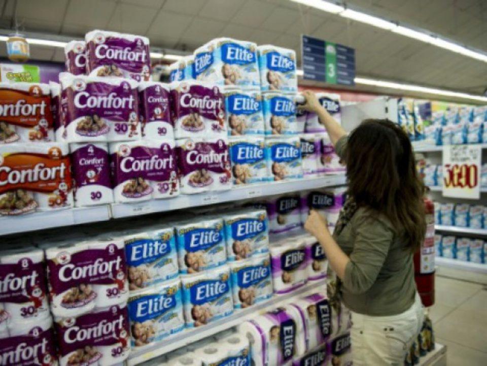 Epicerie Pourquoi le coronavirus fait acheter tant de papier toilette?