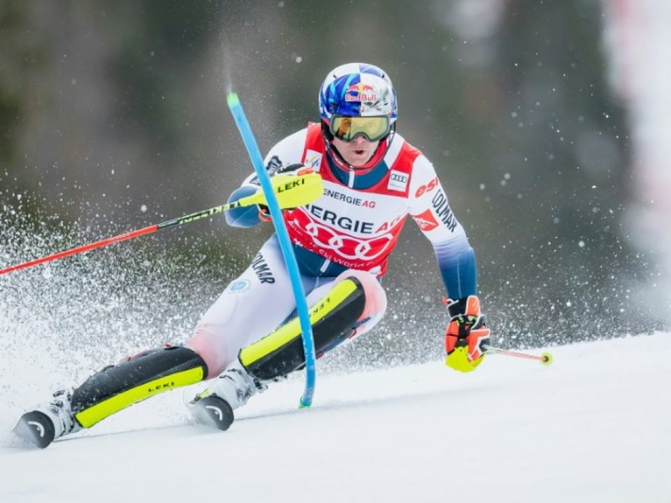 Ski Ski alpin: Pinturault se régale à Hinterstoder