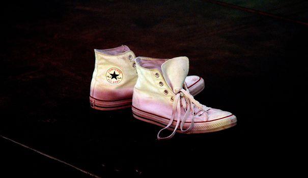 Chaussures La Chuck Taylor, vache à lait et «malédiction» de la marque Talk about