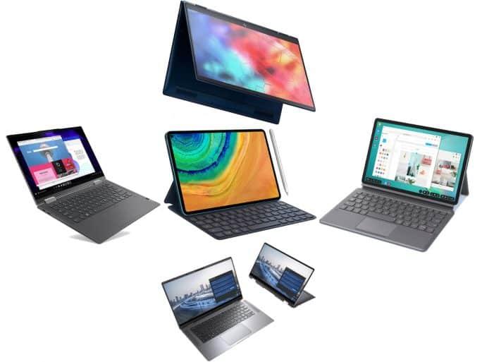 Casque audio 5G : cinq PC et tablettes disponibles en France