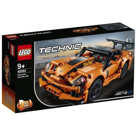 Jouet Jouet LegoTechnic 42093 – Chevrolet Corvette ZR1 (Thru 8,50€ sur le compte fidélité)