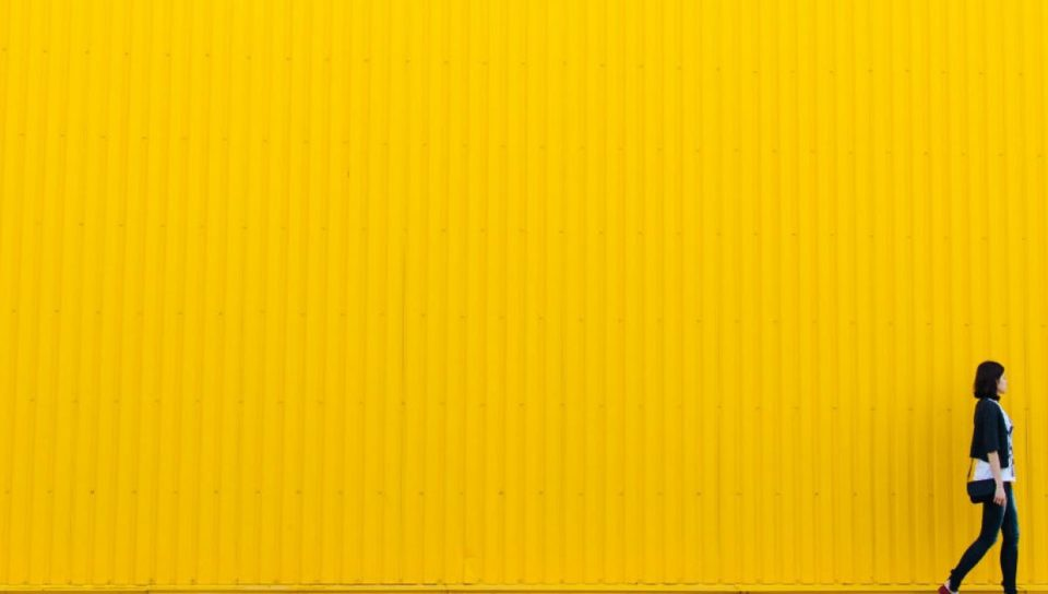 Maillot de bain Et si le jaune était la couleur de demain?