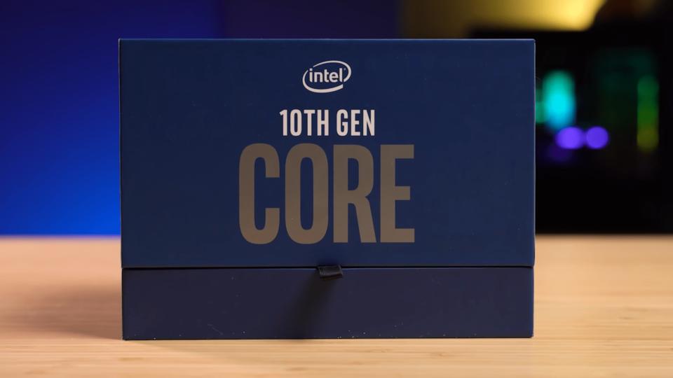 Bureau Comet Lake-S : que vaut la 10ème génération d'Intel Core ? Passage en revue des assessments