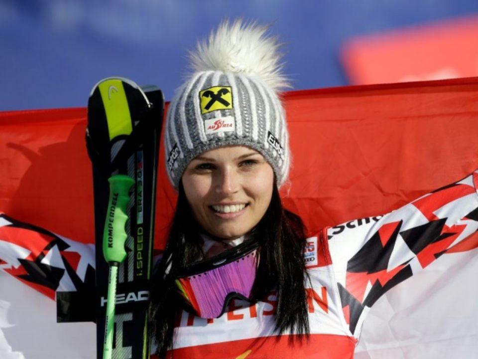 Ski Ski alpin: l'Autrichienne Anna Veith, en or aux JO-2014, raccroche