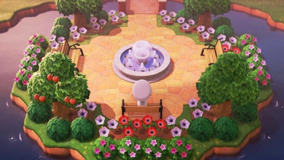 Camping Tu manques d'inspi pour décorer ton île Animal Crossing ? Voici des idées !