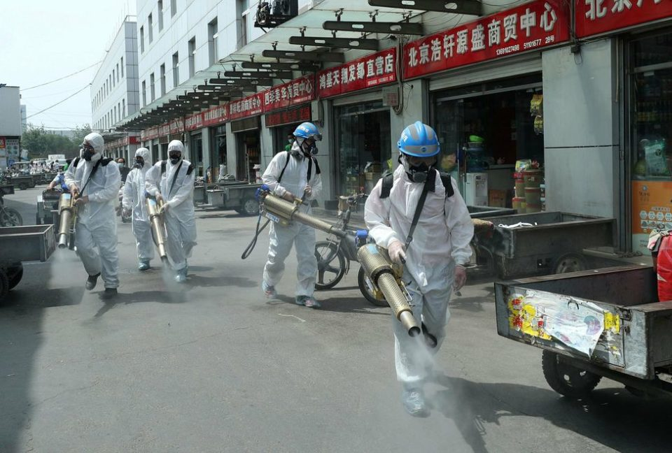 High-tech Covid : Pékin relance les grandes manœuvres