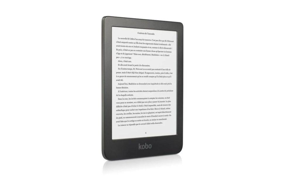 Livres Le bon thought à emporter cet été : la liseuse Kobo Clara HD est à prix réduit