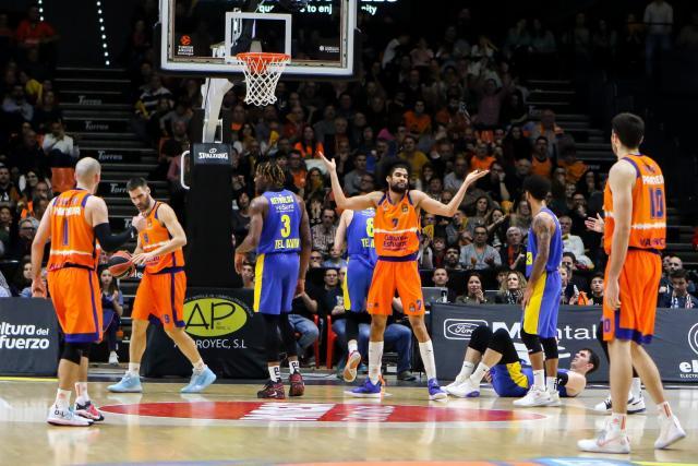 Basket Basket – ESP – Espagne: Vitoria domine Valence et retrouvera Barcelone en finale