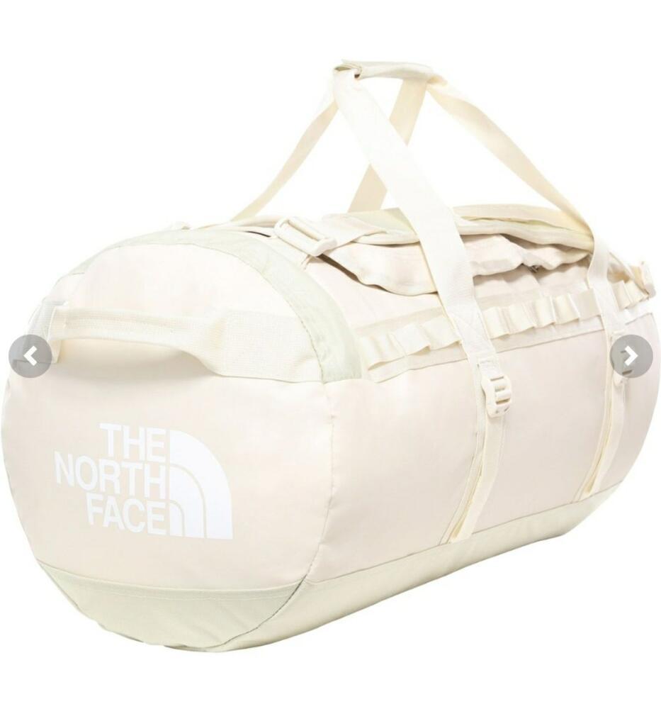 Chaussures de sport Sac de sport The North Face Corrupt Camp Duffel M – Blanc
