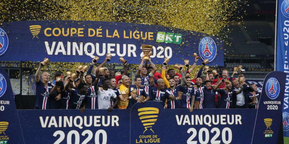 Football Le PSG gagne une triste dernière finale de la Coupe de la Ligue