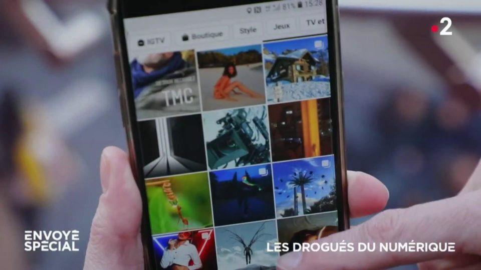 Jeux video VIDEO. Les drogués du numérique