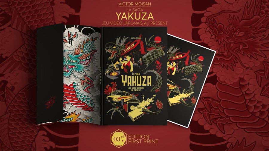 Ebook SEGA et Yakuza sont au cœur des livres Third Editions de septembre