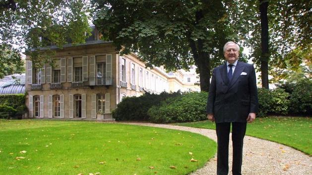 Jardin Christian Poncelet, les Vosges et le Sénat