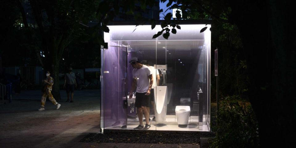 High-tech Cabinets d'architectes pour les JO au Japon