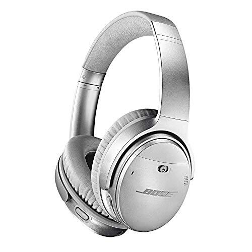 Casque audio Casque audio sans-fil Bose QuietComfort 35 II – argent